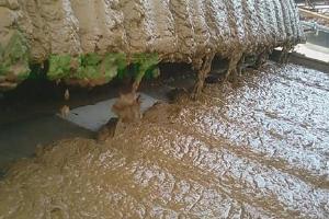江苏huai安河卵石洗沙回收零排放案例